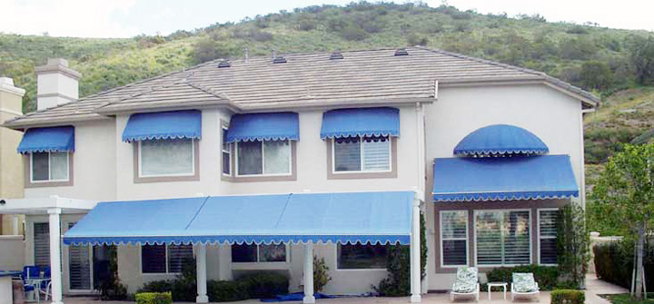 Patios4All Aluminum Awning