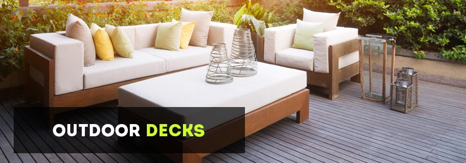 Outdoor Decks Contractor