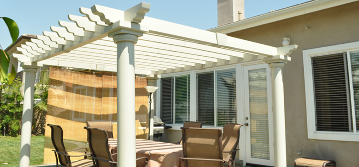 Attrayant 11) We Will Build A Patio Cover To Fit Any Size Backyard.