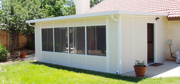 Backyard Room Kits : Alfa img  Showing > Patio Enclosure Kits