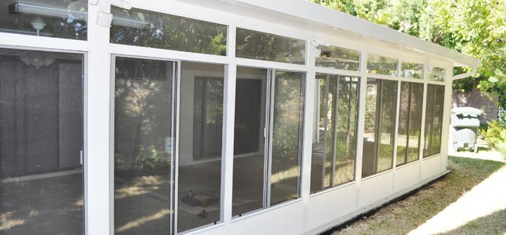 4 Season Sunroom Doors