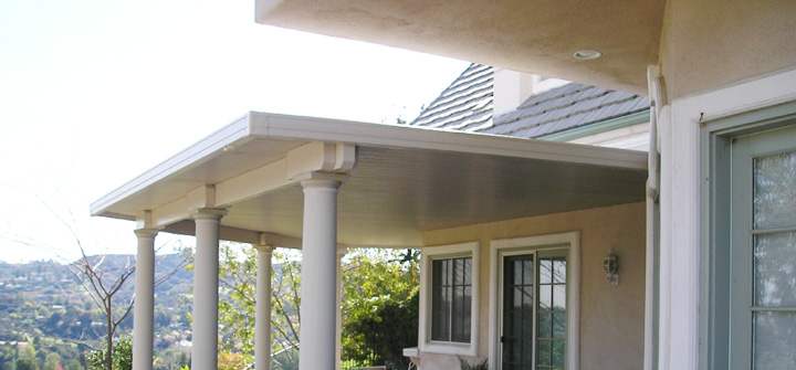 12) Enhance your privacy with a Solid Patio Cover ... - Solid Patio Covers