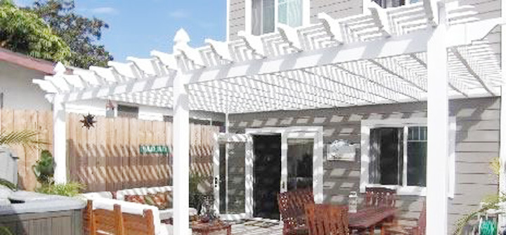 5) Make Your Neighbors Jealous When You Get A New Vinyl Patio Cover.