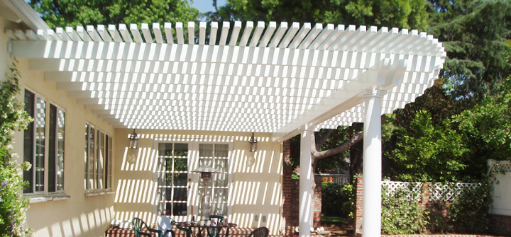 Vinyl Patio Covers Los Angeles